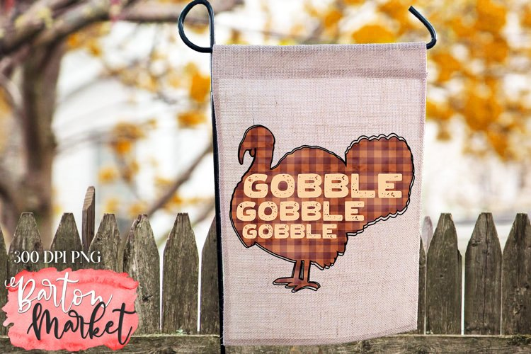 Gobble Gobble Gobble for Sublimation