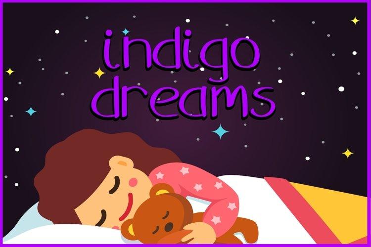 Indigo Dreams example image 1