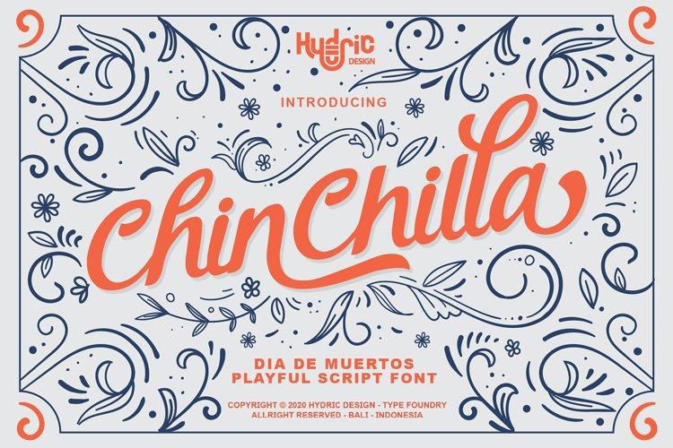 Chinchilla - Dia De Moertos Script example image 1