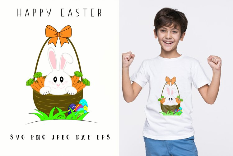 Easter Easter Svg Easter Bunny example image 1
