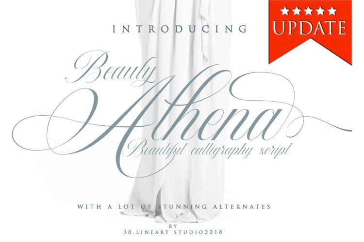 Beauty Athena example image 1