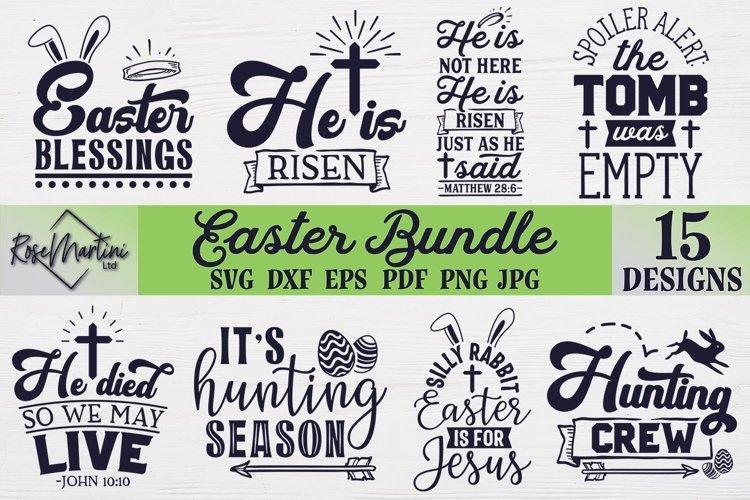 Easter Bundle SVG Easter Vertical Signs SVG Jesus Christ