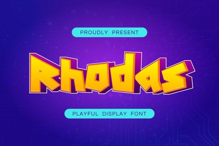 Rhodas example image 1