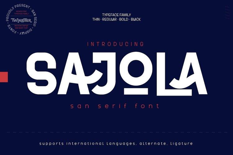 Sajola example image 1