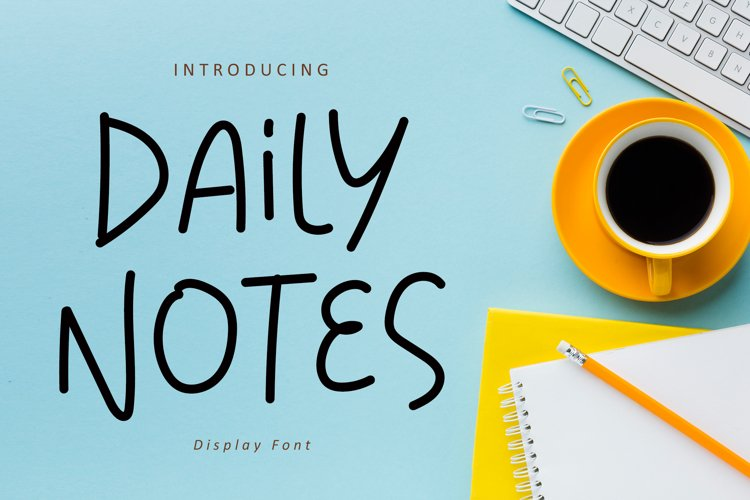 Daily Notes example image 1