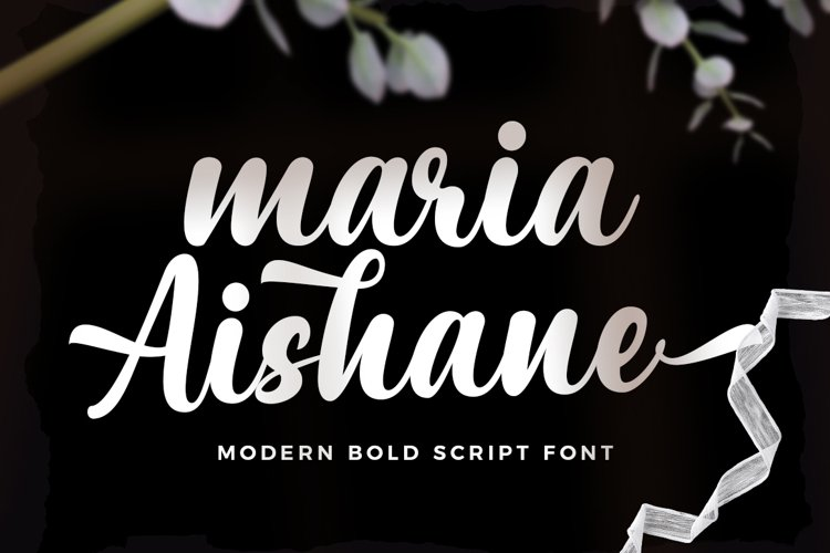 Maria Aishane Script example image 1