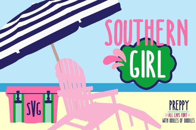 Southern Girl Font