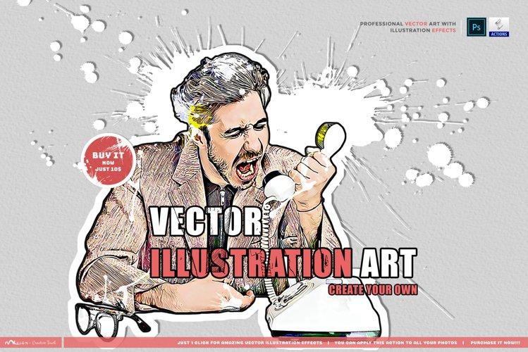 Vector Illustration Art example image 1