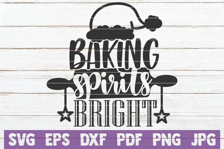 Baking Spirits Bright example image 1