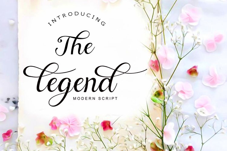 The legend example image 1