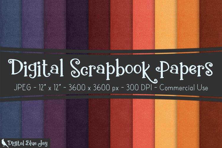 Digital Scrapbook Paper Backgrounds
