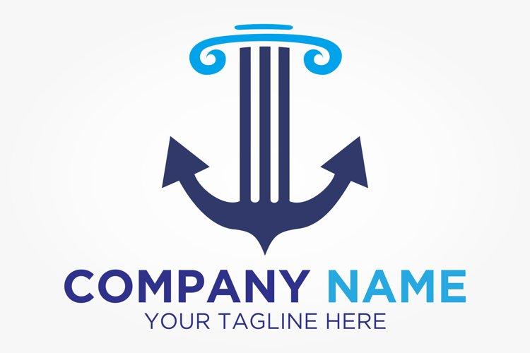 Anchor Attorney logo example image 1