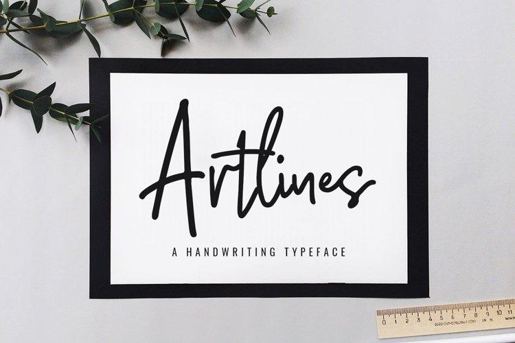 Artlines example image 1