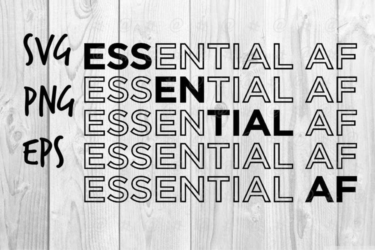 Essential af SVG design example image 1