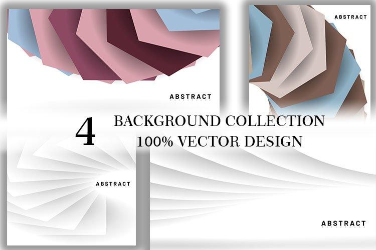set bundle vector background . vol 25 example image 1