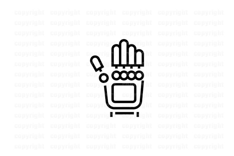 Digital Hand example image 1