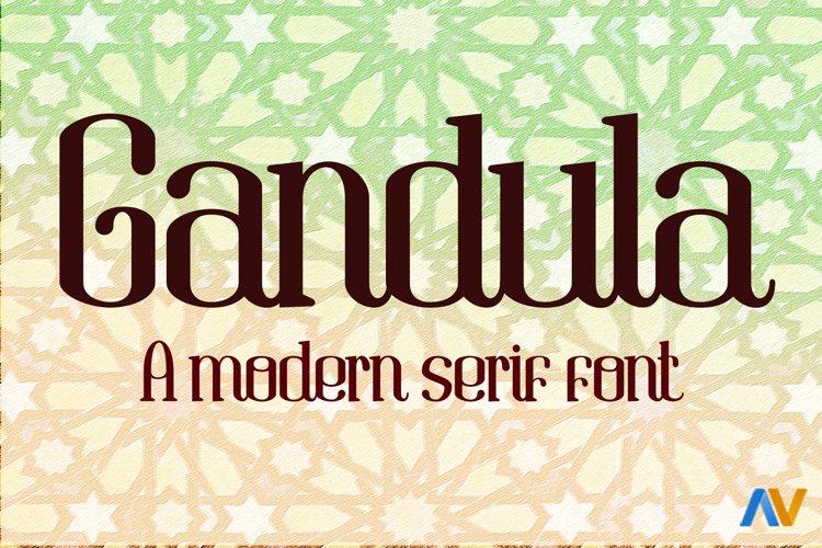 Gandula example image 1