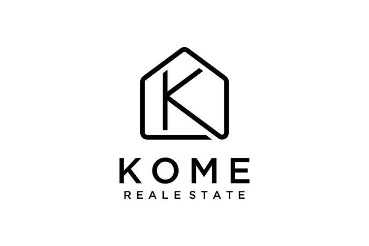 K house logo example image 1