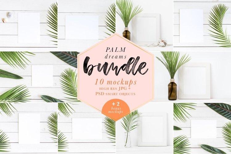Palm Dreams Bundle Mockups example image 1