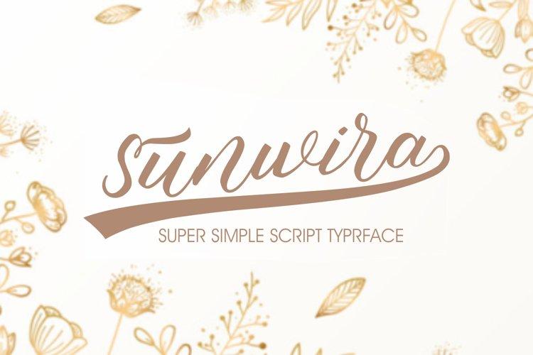 Sunwira example image 1