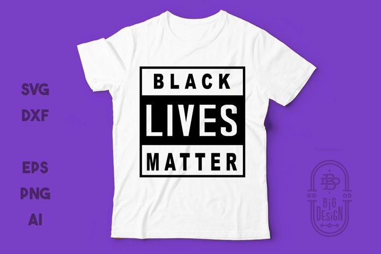 Black Lives Matter SVG File - Parental Advisory Layout example image 1