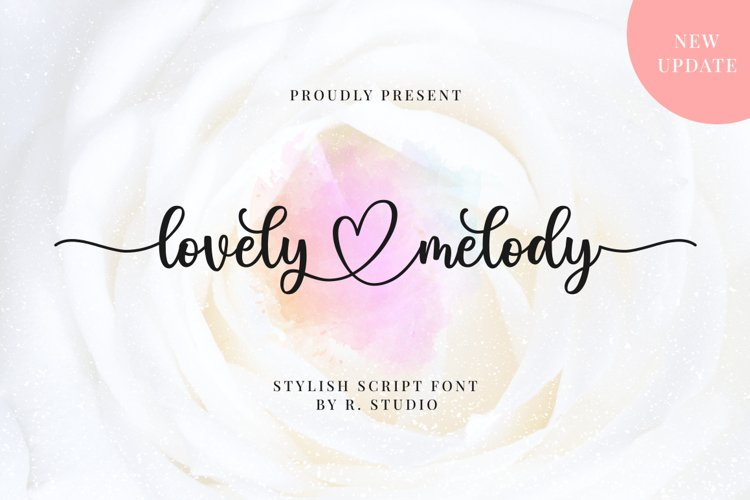 Lovely Melody example image 1