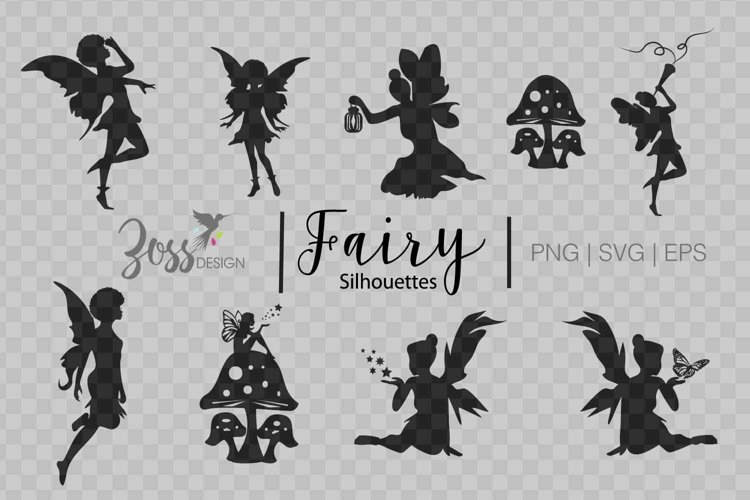 Fairy Silhouettes example image 1