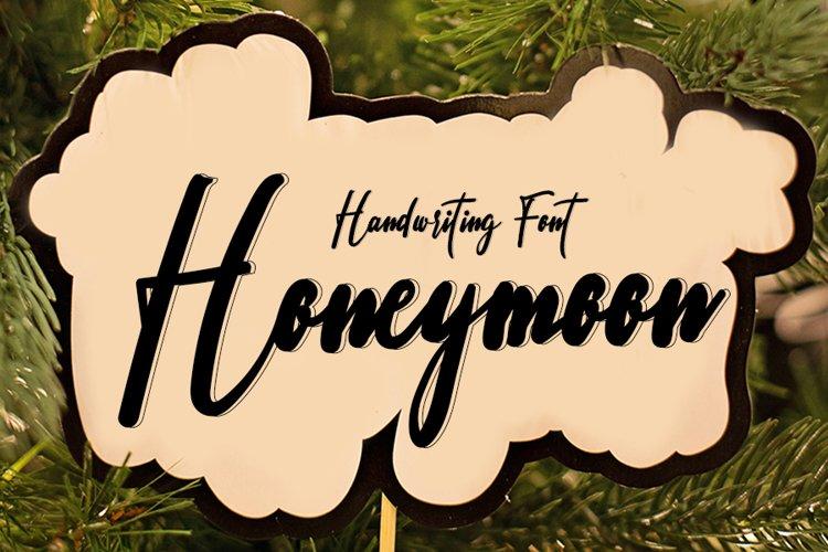 Honeymoon example image 1