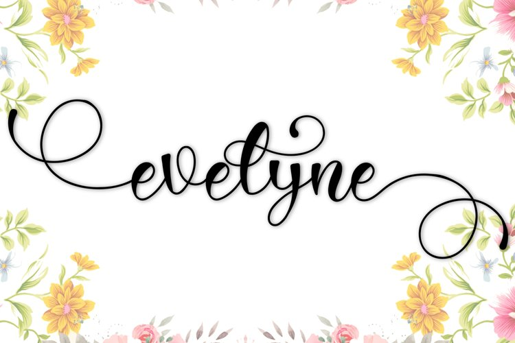 evelyne example image 1