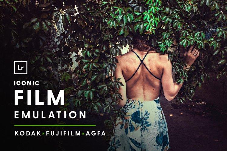 Film Emulation - Lightroom Presets example image 1