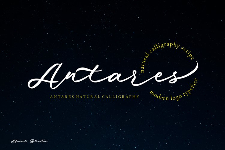 Antares example image 1