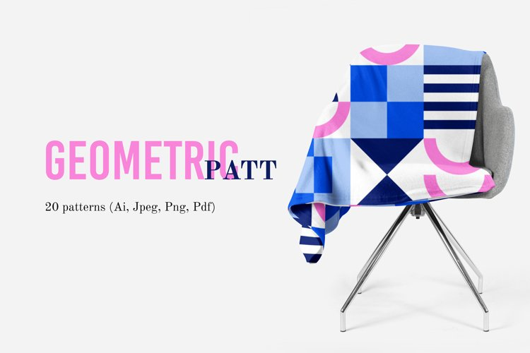 Pattern Geometric Patt