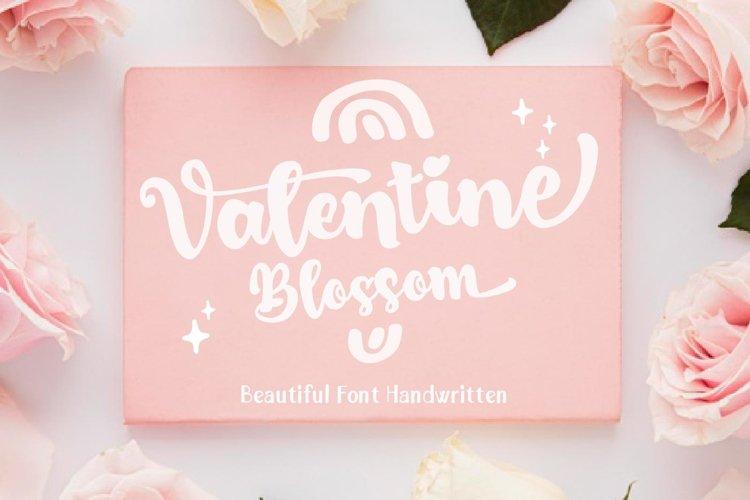 Valentine Blossom example image 1