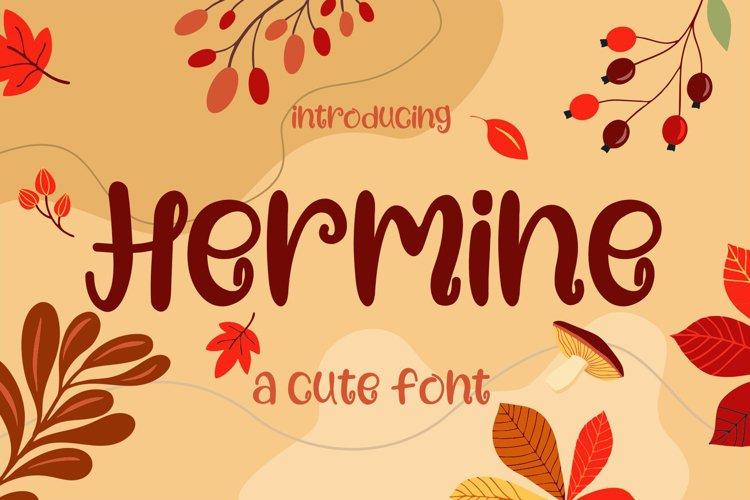Hermine example image 1