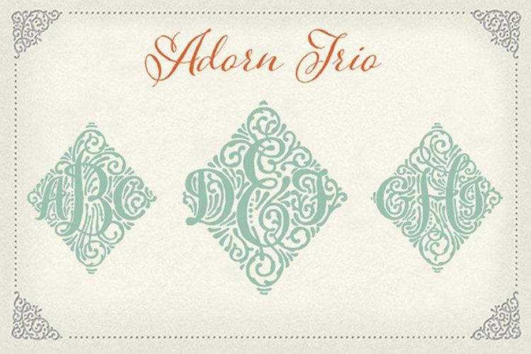 Adorn Trio example image 1