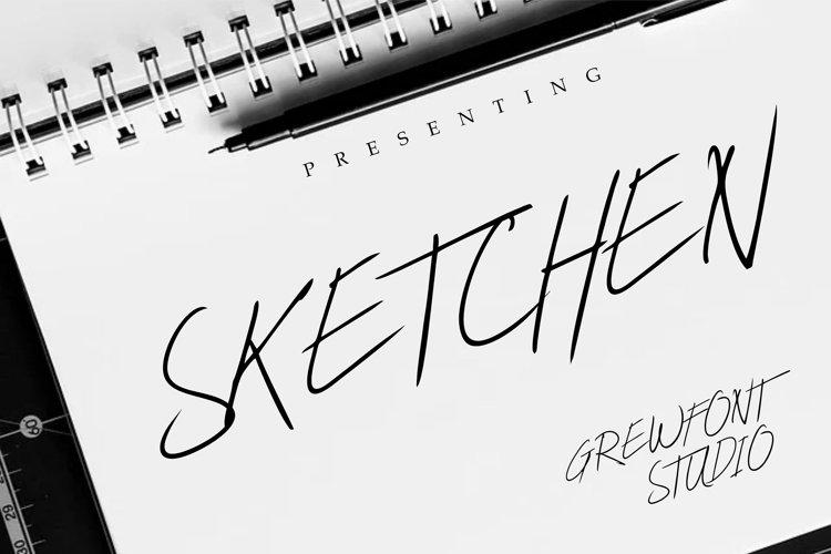 Sketchen example image 1