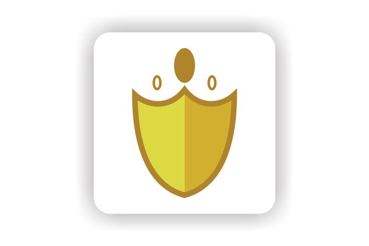 Shield Crown Logo example 1
