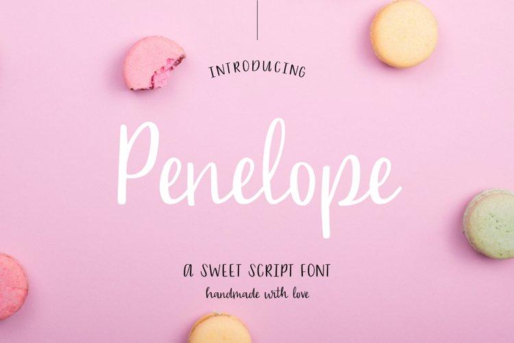 Penelope example image 1