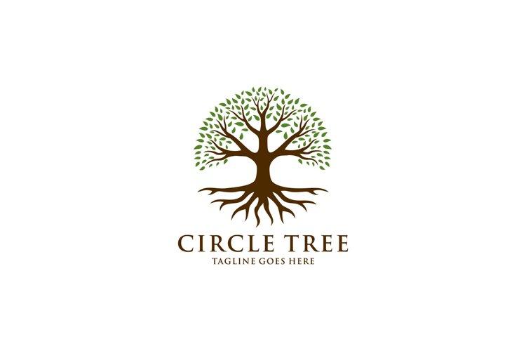 tree nature logo 752871 logos design bundles tree nature logo