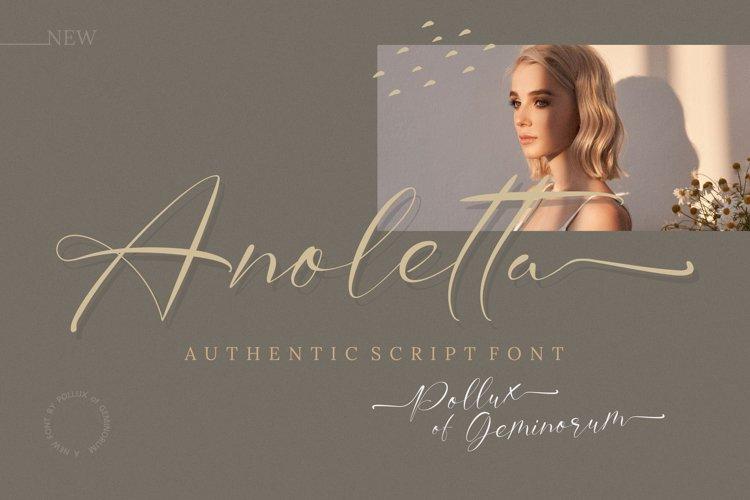 Anoletta example image 1