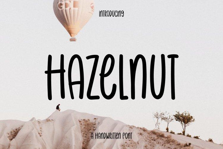 Hazelnut example image 1
