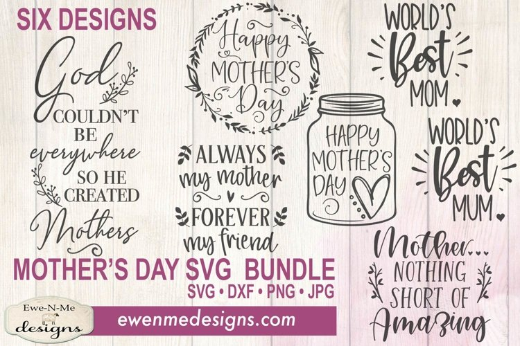 Mothers Day SVG Bundle