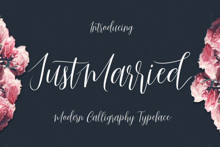 Just Married Script example image 1