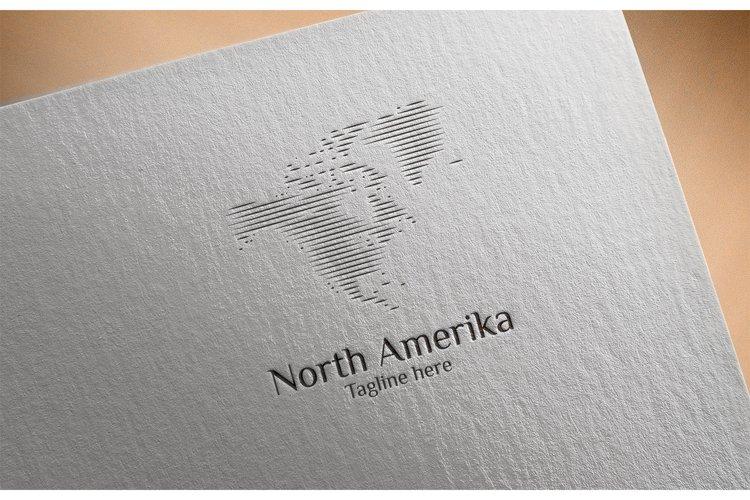 North Amerika Logo example image 1