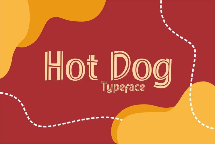 Hot Dog example image 1