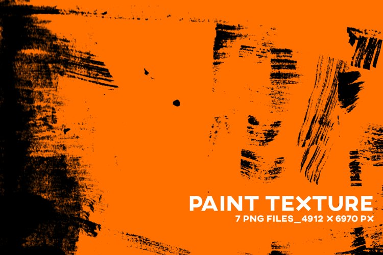 Indian Ink Paint Texture Overlay Background Grunge Rough PNG
