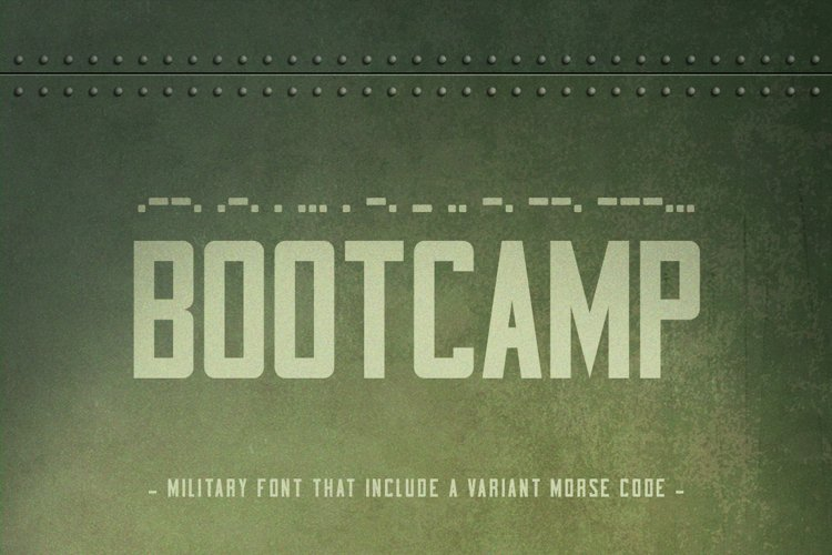 Bootcamp - Military example image 1