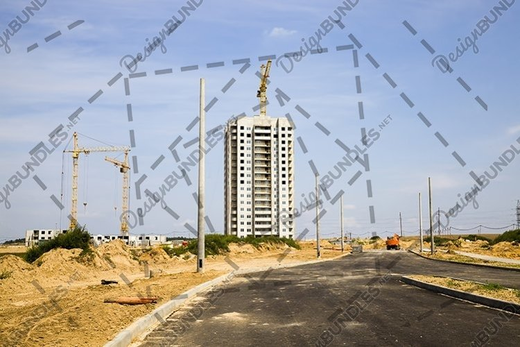 site of construction example image 1