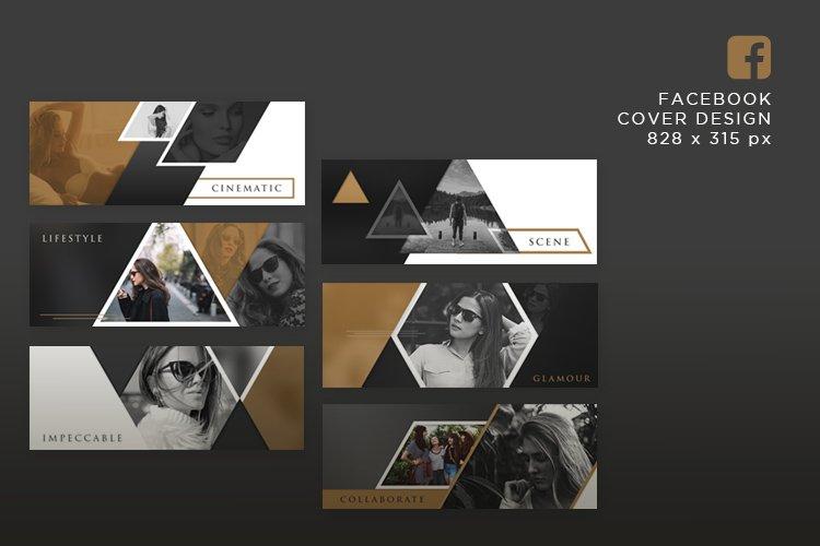 Elegant Facebook Cover