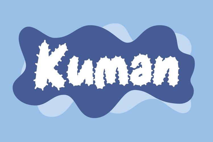 Kuman example image 1